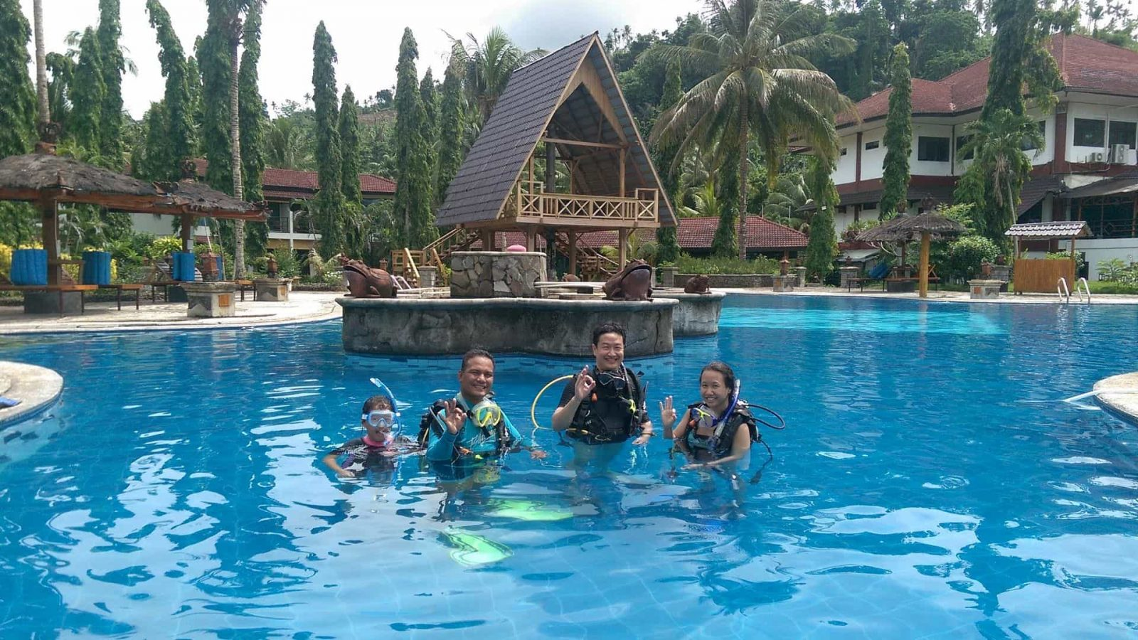 Dive Courses with Tasik Divers